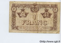 1 Franc FRANCE régionalisme et divers Perpignan 1917 JP.100.23 TB