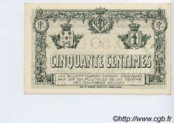 50 Centimes FRANCE PERPIGNAN 1919 JP.100.25