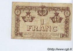 1 Franc FRANCE régionalisme et divers PERPIGNAN 1919 JP.100.26 TB