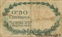 50 Centimes FRANCE régionalisme et divers PERPIGNAN 1919 JP.100.27 TB