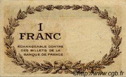 1 Franc FRANCE régionalisme et divers Perpignan 1922 JP.100.34 TTB à SUP