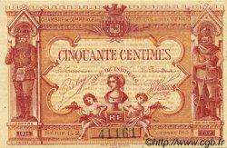 50 Centimes FRANCE régionalisme et divers POITIERS 1917 JP.101.10 SPL à NEUF