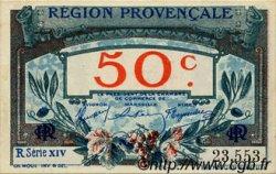 50 Centimes FRANCE régionalisme et divers ALAIS, ARLES, AVIGNON, GAP, MARSEILLE, NÎMES, TOULON 1918 JP.102.07 SPL à NEUF