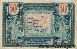 50 Centimes FRANCE régionalisme et divers Alais, Arles, Avignon, Gap, Marseille, Nîmes, Toulon 1918 JP.102.07 TB