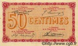 50 Centimes FRANCE régionalisme et divers Puy-De-Dôme 1918 JP.103.03 SPL à NEUF