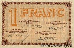 1 Franc FRANCE régionalisme et divers PUY-DE-DÔME 1920 JP.103.06 SPL à NEUF