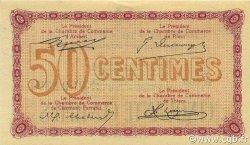 50 Centimes FRANCE régionalisme et divers Puy-De-Dôme 1918 JP.103.18 SPL à NEUF