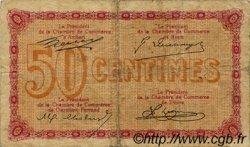 50 Centimes FRANCE régionalisme et divers Puy-De-Dôme 1918 JP.103.18 TB