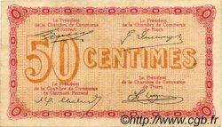 50 Centimes FRANCE régionalisme et divers PUY-DE-DÔME 1918 JP.103.22 TB