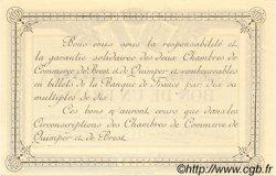 1 Franc FRANCE régionalisme et divers QUIMPER ET BREST 1915 JP.104.02 TTB à SUP