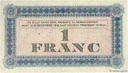 1 Franc FRANCE régionalisme et divers ROANNE 1915 JP.106.01 SPL à NEUF