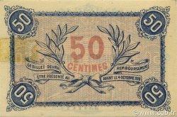 50 Centimes FRANCE régionalisme et divers Roanne 1915 JP.106.07 SPL à NEUF