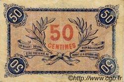 50 Centimes FRANCE régionalisme et divers ROANNE 1915 JP.106.07 TTB à SUP