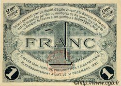 1 Franc FRANCE régionalisme et divers ROCHEFORT-SUR-MER 1915 JP.107.09 SPL à NEUF