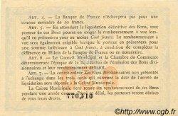 50 Centimes FRANCE régionalisme et divers ROUEN 1920 JP.110.01 SPL à NEUF