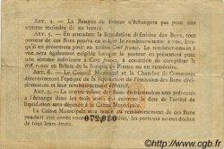 50 Centimes FRANCE régionalisme et divers ROUEN 1920 JP.110.01 TB