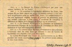1 Franc FRANCE régionalisme et divers ROUEN 1920 JP.110.03 TTB à SUP