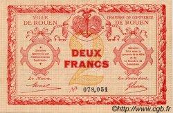 2 Francs FRANCE régionalisme et divers ROUEN 1920 JP.110.05 SPL à NEUF