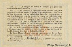 50 Centimes FRANCE régionalisme et divers Rouen 1915 JP.110.07 SPL à NEUF