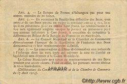 1 Franc FRANCE régionalisme et divers ROUEN 1916 JP.110.21 TTB à SUP