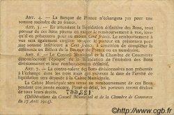 2 Francs FRANCE régionalisme et divers ROUEN 1916 JP.110.25 TTB à SUP