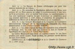 50 Centimes FRANCE régionalisme et divers ROUEN 1917 JP.110.28 TTB à SUP