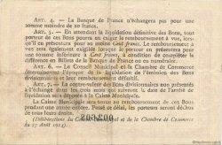 2 Francs FRANCE régionalisme et divers ROUEN 1917 JP.110.32 TTB à SUP