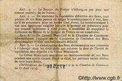 2 Francs FRANCE régionalisme et divers Rouen 1917 JP.110.32 TB