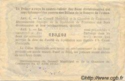 50 Centimes FRANCE régionalisme et divers ROUEN 1918 JP.110.37 TTB à SUP