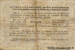 1 Franc FRANCE régionalisme et divers ROUEN 1918 JP.110.39 TB