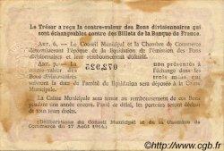 2 Francs FRANCE régionalisme et divers Rouen 1918 JP.110.41 TTB à SUP