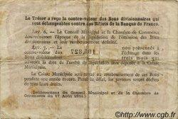 2 Francs FRANCE régionalisme et divers ROUEN 1918 JP.110.41 TB