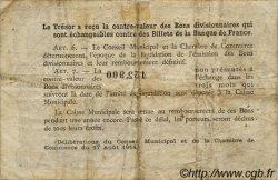 1 Franc FRANCE régionalisme et divers ROUEN 1920 JP.110.50 TB