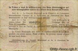 2 Francs FRANCE régionalisme et divers ROUEN 1920 JP.110.52 TB