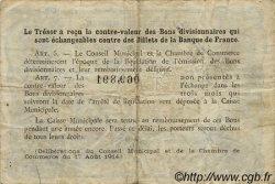 50 Centimes FRANCE régionalisme et divers Rouen 1920 JP.110.53 TB