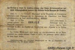 1 Franc FRANCE régionalisme et divers ROUEN 1920 JP.110.62 TB