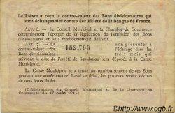 2 Francs FRANCE régionalisme et divers ROUEN 1920 JP.110.63 TB