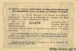 1 Franc FRANCE régionalisme et divers ROUEN 1922 JP.110.68 SPL à NEUF