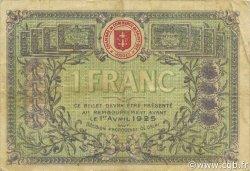 1 Franc FRANCE régionalisme et divers Saint-Die 1920 JP.112.19 TB