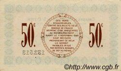 50 Centimes FRANCE régionalisme et divers SAINT-DIZIER 1915 JP.113.01 SPL à NEUF