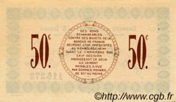 50 Centimes FRANCE régionalisme et divers SAINT-DIZIER 1915 JP.113.01 TTB à SUP