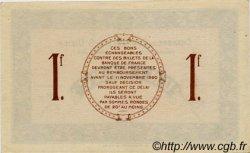 1 Franc FRANCE régionalisme et divers SAINT-DIZIER 1915 JP.113.08 SPL à NEUF