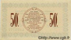 50 Centimes FRANCE régionalisme et divers Saint-Dizier 1916 JP.113.13 SPL à NEUF
