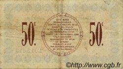 50 Centimes FRANCE régionalisme et divers Saint-Dizier 1916 JP.113.13 TB