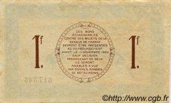 1 Franc FRANCE régionalisme et divers SAINT-DIZIER 1916 JP.113.14 TTB à SUP