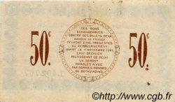 50 Centimes FRANCE régionalisme et divers SAINT-DIZIER 1917 JP.113.15 TTB à SUP