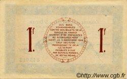 1 Franc FRANCE régionalisme et divers Saint-Dizier 1917 JP.113.16 TTB à SUP