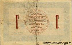 1 Franc FRANCE régionalisme et divers Saint-Dizier 1917 JP.113.16 TB
