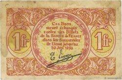 1 Franc FRANCE régionalisme et divers SAINT-QUENTIN 1918 JP.116.07 TB