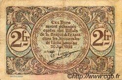 2 Francs FRANCE régionalisme et divers SAINT-QUENTIN 1918 JP.116.08 TB